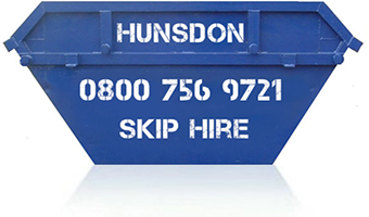 Skips in Hertford Harlow Hatfield Stevenage Enfield London